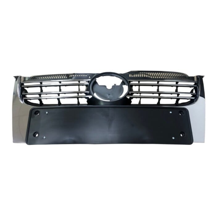 Volkswagen Jetta Mk 5 Main Grill Complete With Licence Holder
