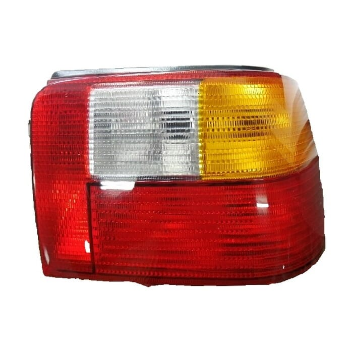 Volkswagen Polo Mk 1 Hatchback Genuine Tail Light Right