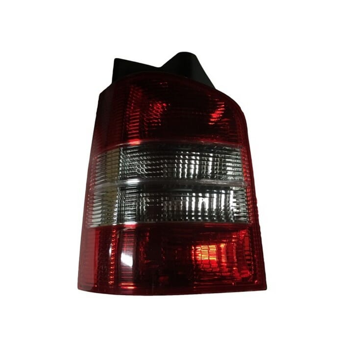 Volkswagen T5 Tail Light Red And White Left