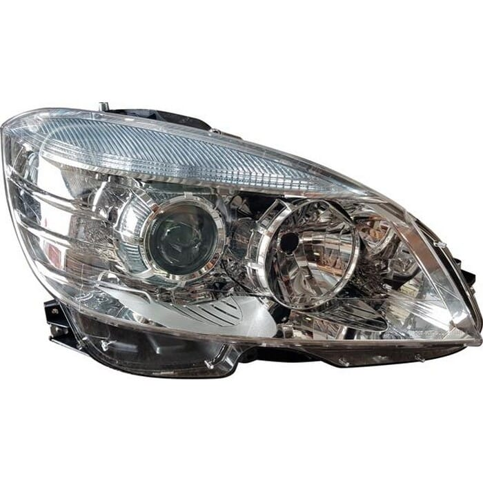 Mercedes-benz W204 Headlight Electrical Right