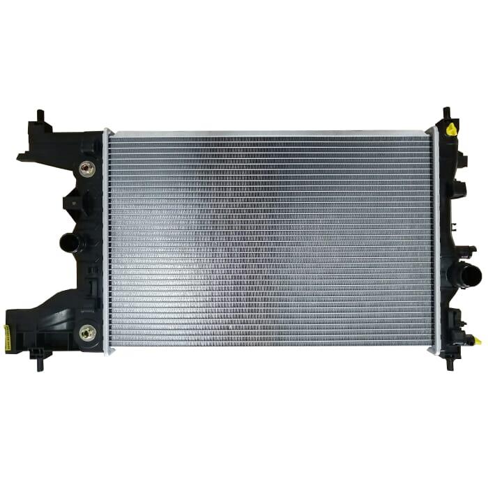 Chevrolet Cruze 1.6, 1.8 Radiator Manual