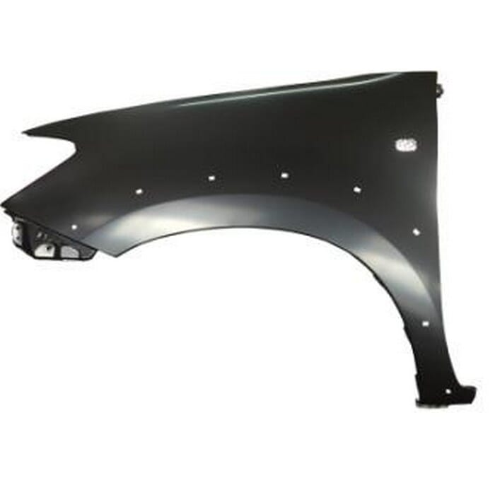 Toyota Hilux D4d Fender Takes Marker And Arch Left