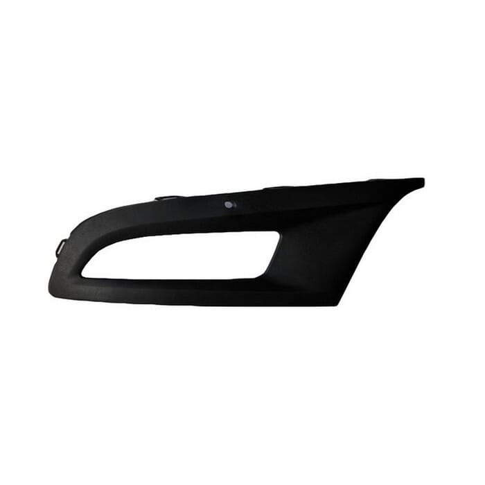 Volkswagen Polo Mk 6 Front Bumper Grill Takes Spot Light Hole Left