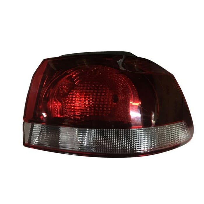 Volkswagen Golf Gti Mk 6  Tail Light Outer Smoked  Right