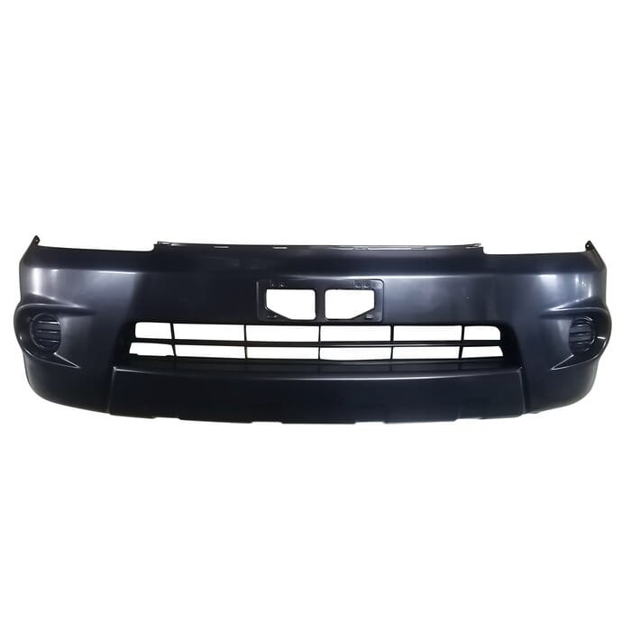 Toyota Fortuner Front Bumper Takes Spotlight Holes