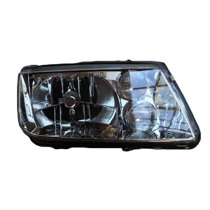 Volkswagen Jetta Mk 4 Headlight Takes Spotlight Right