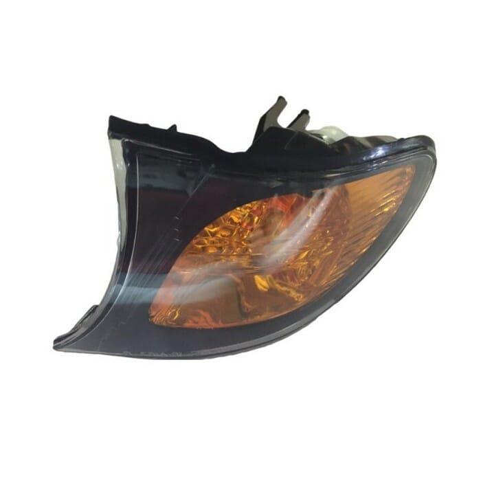 Bmw E46 Facelift Corner Light Black And Amber Left