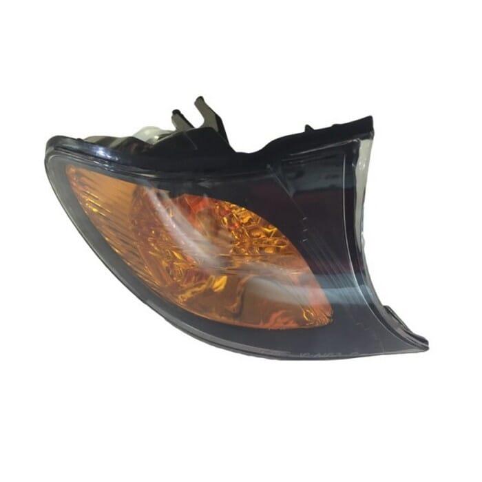 Bmw E46 Facelift Corner Light Black And Amber Right