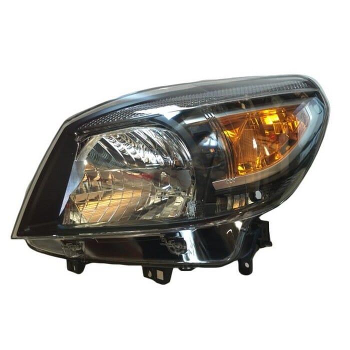 Ford Ranger T5 Headlight Left