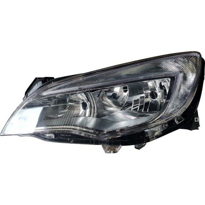 Opel Astra Mk 5 Headlight Left