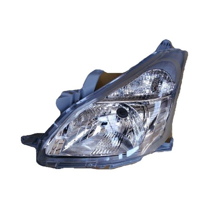 Toyota Avanza Mk 2 Headlight Manual Left