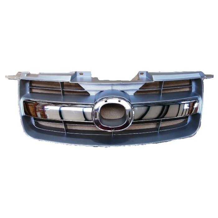 Mazda Bt50 Main Grill Chrome