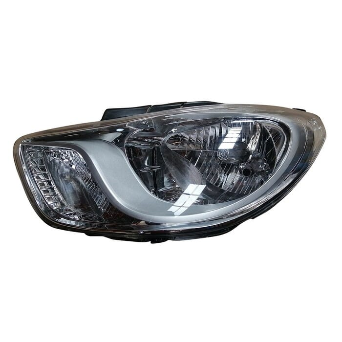 Hyundai I10 Headlight Electrical With Motor Left