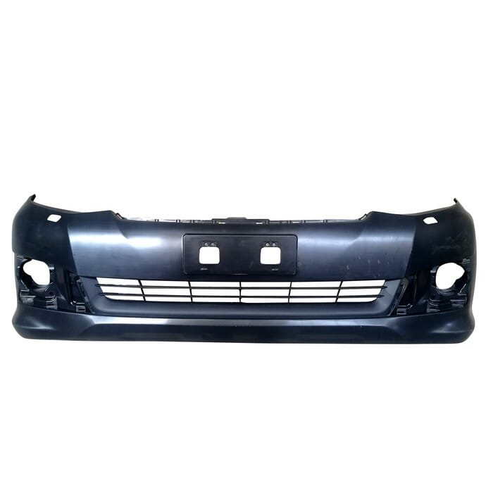 Toyota Fortuner Front Bumper Takes With Washer Holes