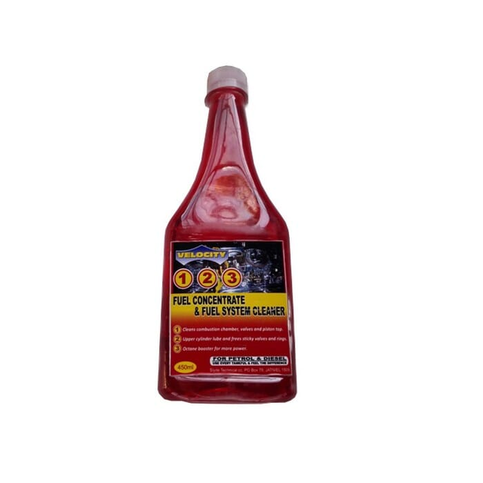 Universal Additive Velocity Fuel System Cleaner  1,2,3 375ml