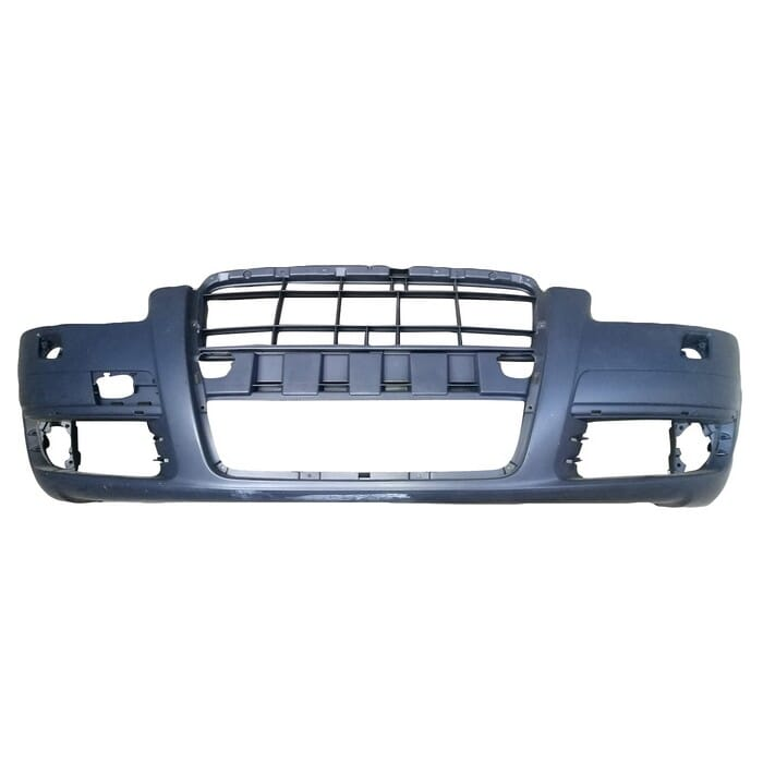 Audi A6 Front Bumper With Washer And Beading Hole