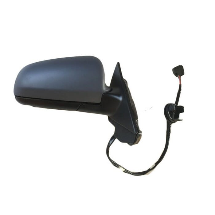Audi A3 Door Mirror Electrical With Heater Right