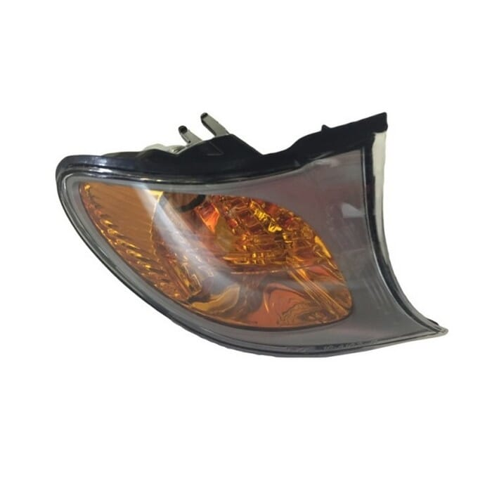 Bmw E46 Facelift Corner Light Amber And Silver Right