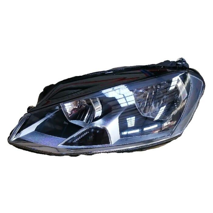 Volkswagen Golf Mk 7 Non Xenon Headlight Left
