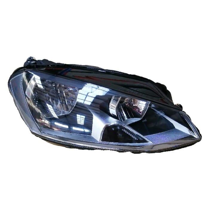 Volkswagen Golf Mk 7 Non Xenon Headlight Right