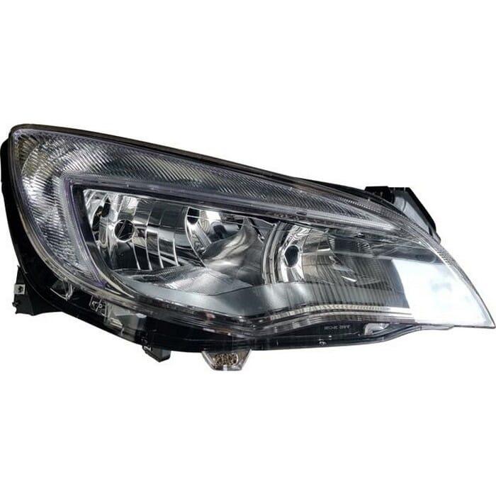 Opel Astra Mk 5 Headlight Right