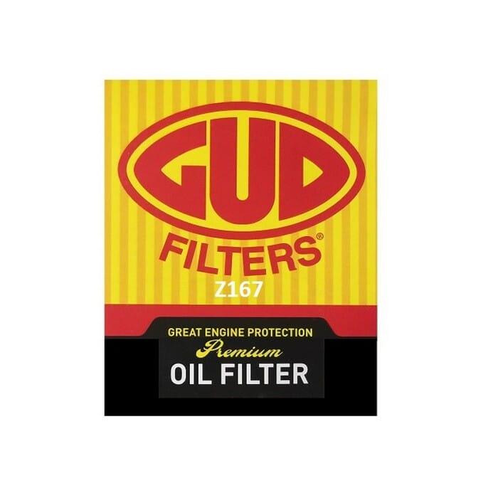 Universal Filter Oil Filter Gud Z167