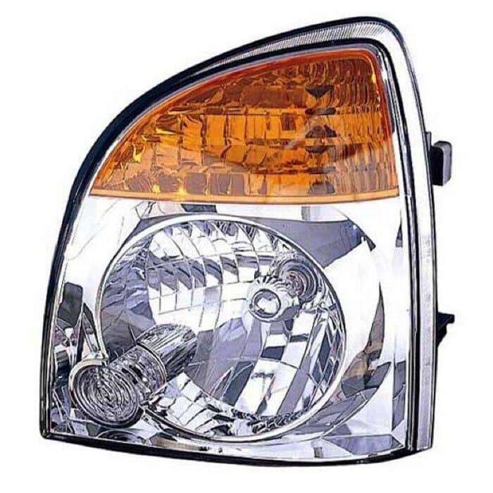 Hyundai H100 Headlight Left