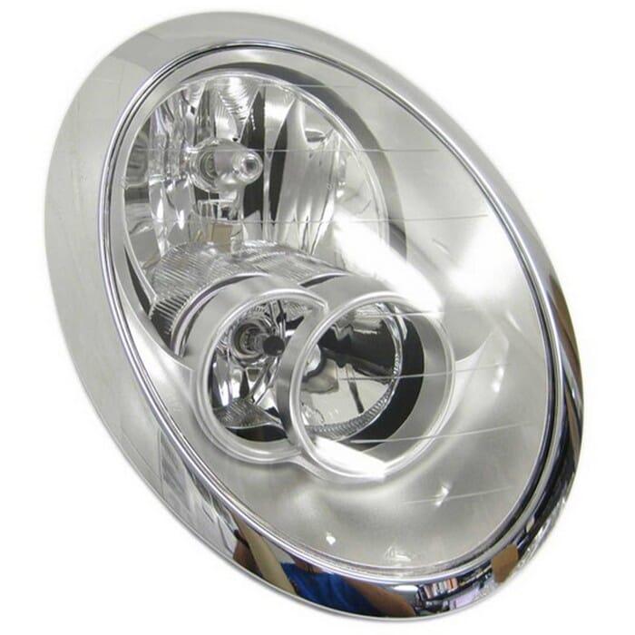 Mini Cooper Headlight Right