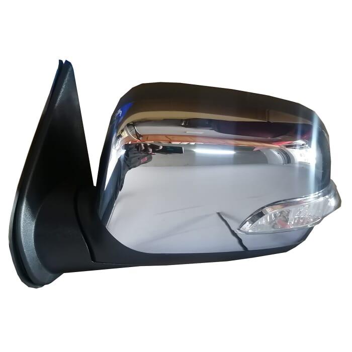Isuzu Kb250 Kb300 Door Mirror  Electrical With Indicator Chrome Left