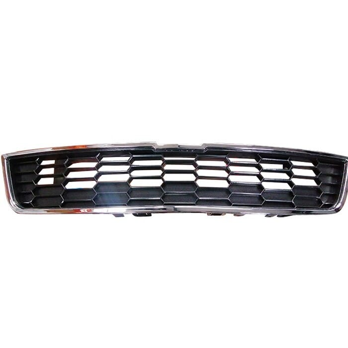 Chevrolet Sonic Main Grill With Chrome Frame