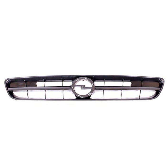 OPEL CORSA MK 3 MAIN GRILL WITH CHROME BEADING