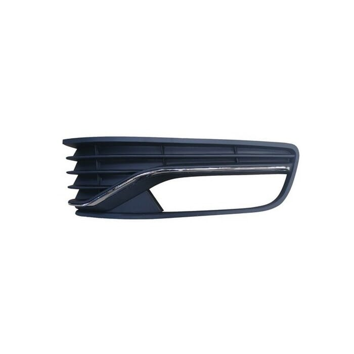 Volkswagen Polo Mk 7 Tsi Front Bumper Grill With Hole Right