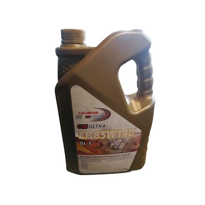 Universal Oil 85w140 Gear Oil 5l