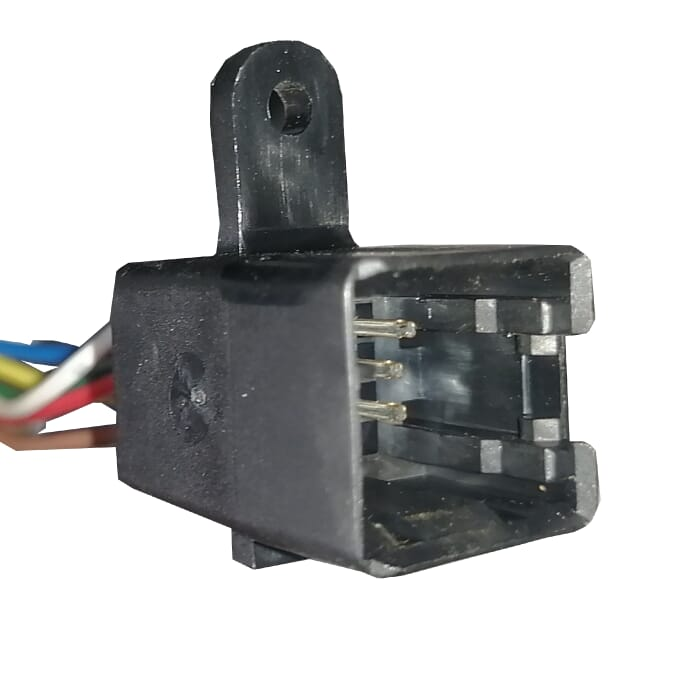 Kia Rio Mk 4 Door Mirror Electrical With Heater Right