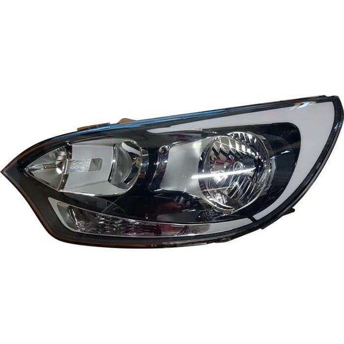 Kia Rio Mk 4 Hatchback Headlight Electrical Left