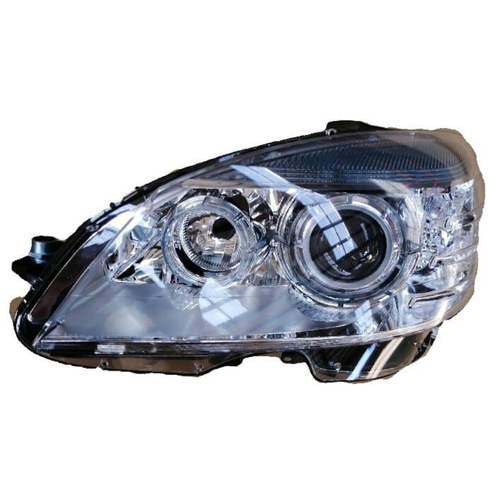 Mercedes-benz W204 Headlight Xenon Left