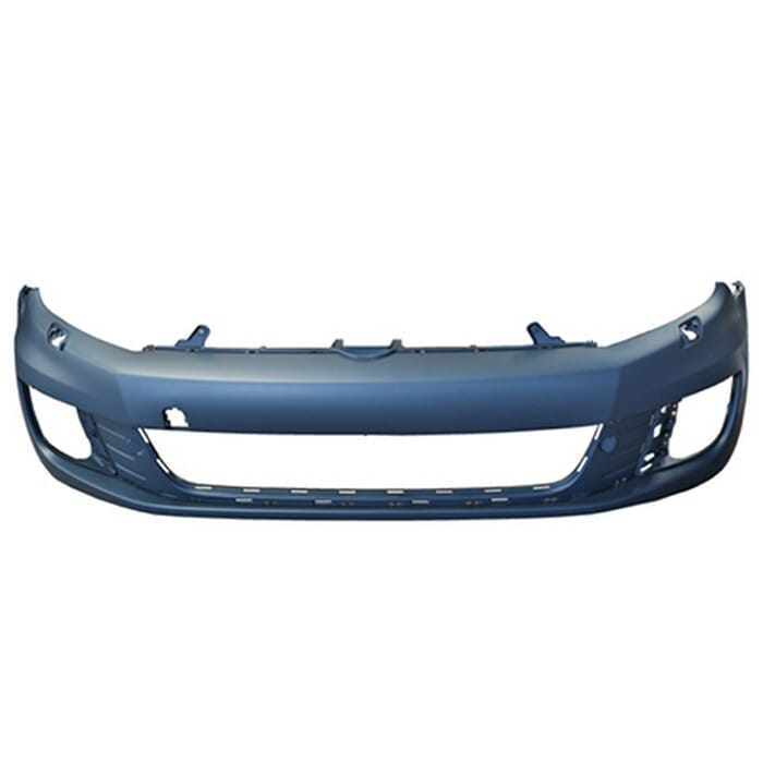 Volkswagen Golf Mk 6 Gti Front Bumper With Washer Hole