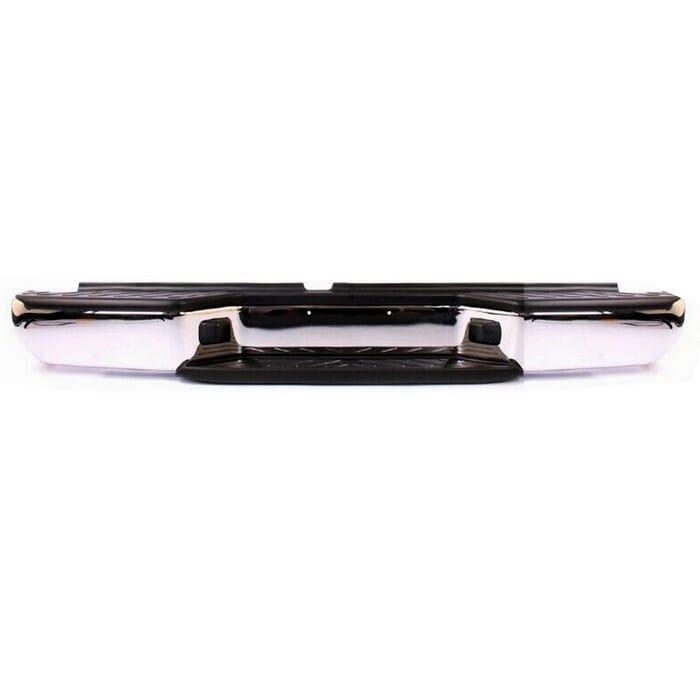 Nissan Navara Rear Bumper Chrome