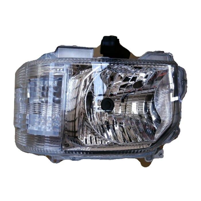 Toyota Quantum High Roof Headlight Left