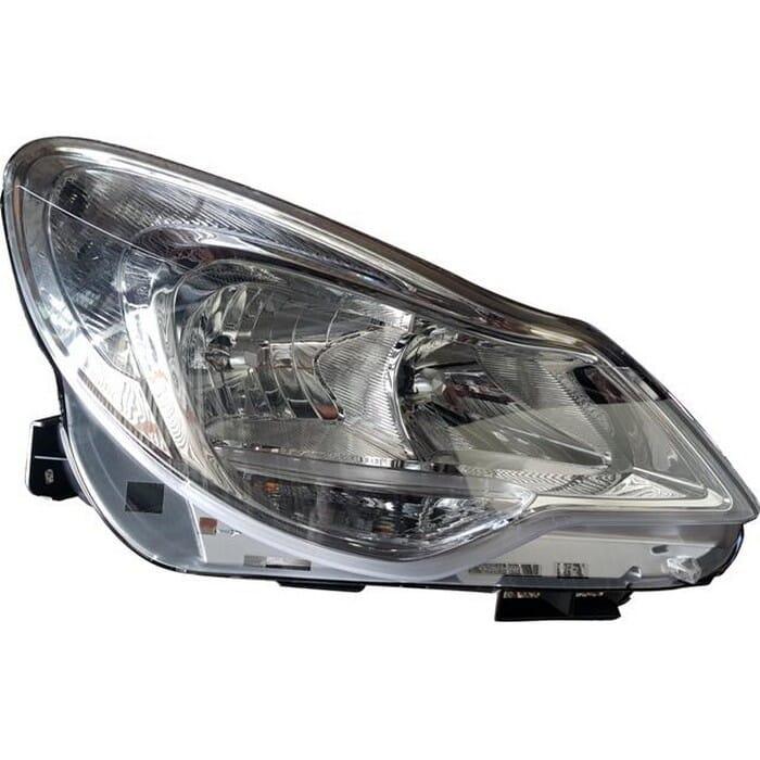 Opel Corsa Mk 4 Headlight Right