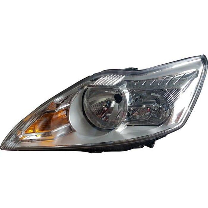 Ford Focus Mk 3 Headlight Chrome Inside Left