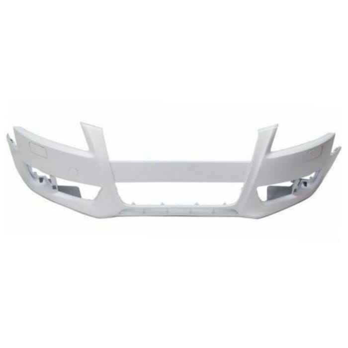 Audi A5 Front Bumper With Washer Holes