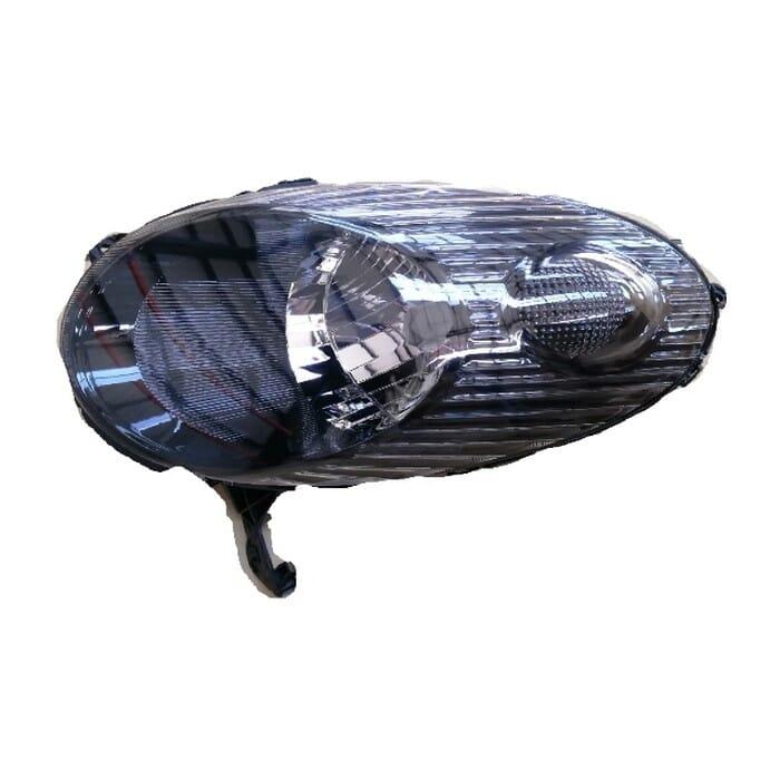 Nissan Micra Mk1 Headlight Black Electrical Left