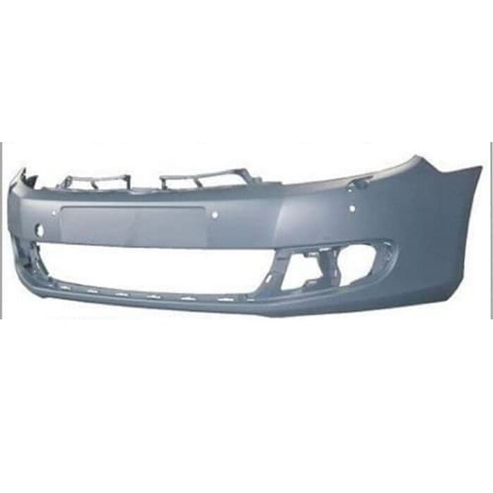 Volkswagen Golf Mk 6 Front Bumper With Pdc Holes