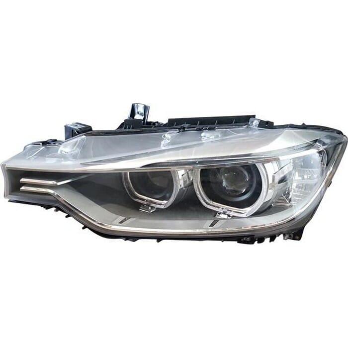 Bmw F30 Headlight Xenon Projection Type Left