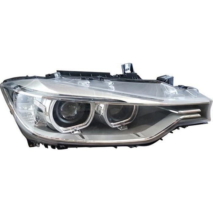 Bmw F30 Headlight Xenon Projection Type Right