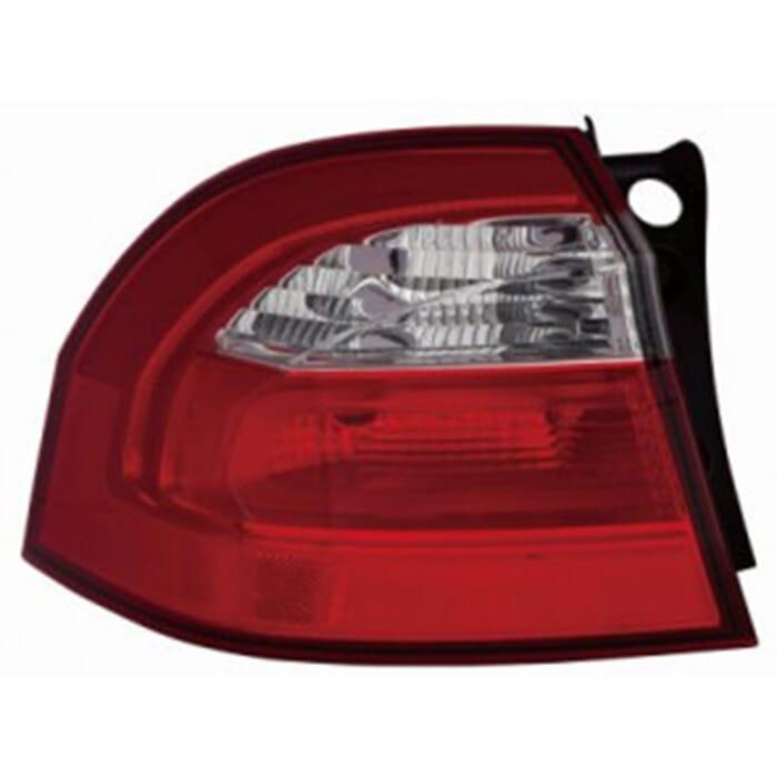 Kia Rio Hatchback Tail Light Right