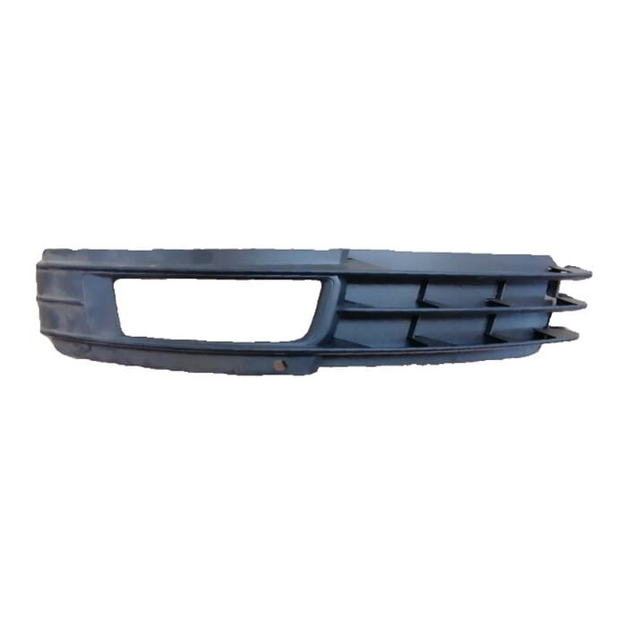 Audi A6 Front Bumper Gril With Spotlight Hole Left