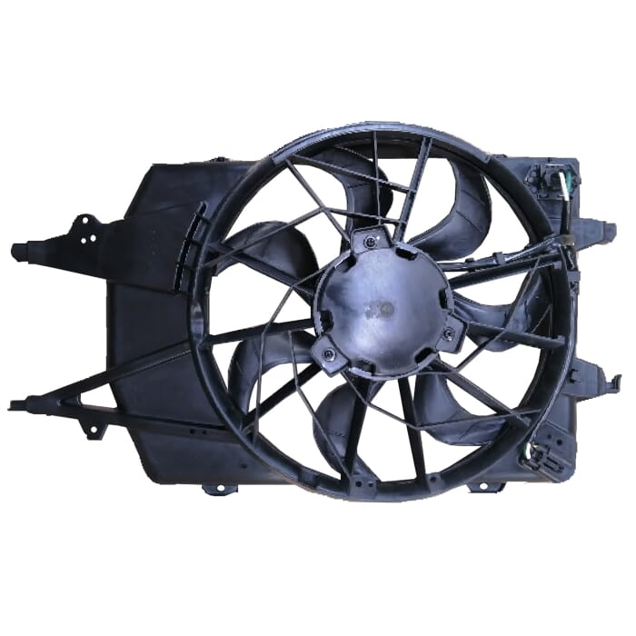 Ford Focus Mk 1 1,6, 1,8d Radiator Fan With Risistor Comp