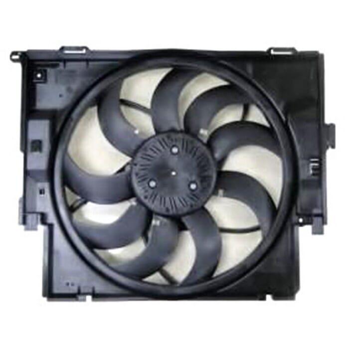 Bmw F20 1,6-2,5, 2,0d Radiator Fan Set Comp